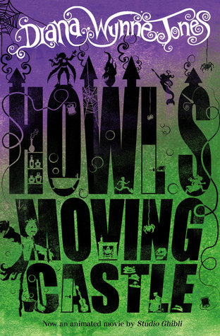 Howl's Moving Castle by Diana Winner Jones